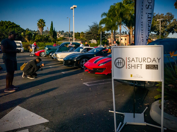 ...but this one is still quite a bit closer to home than other C&C events held in the South Bay (I will eventually check out the ones in Gardena and at the Porsche Experience Center Los Angeles)
