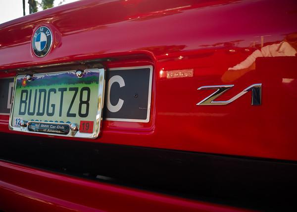 Budget BMW Z8