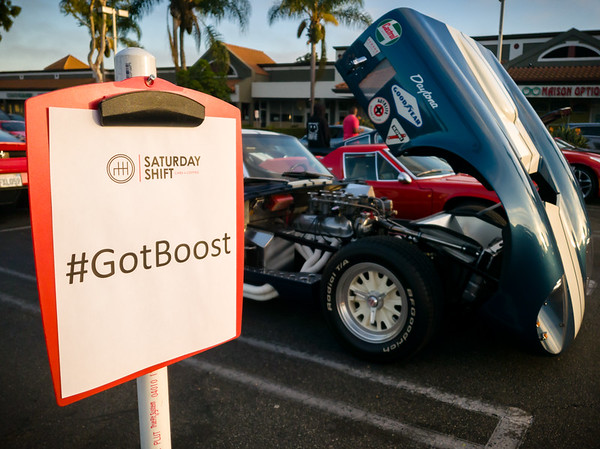 This month's theme is #GotBoost (which I don't)