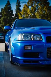 Nissan Skyline GT-R (R34...my fave)