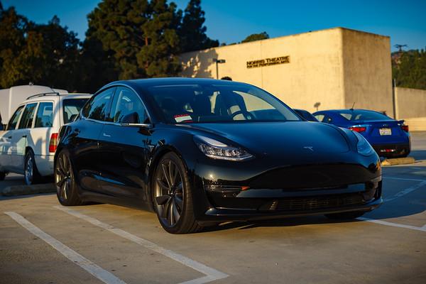 Tesla Performance Model 3