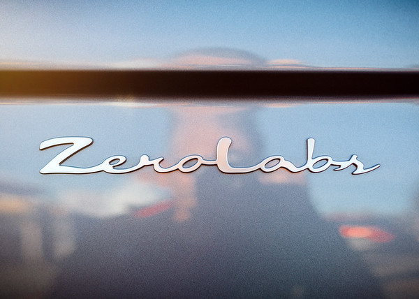 Zero Labs Prototype 002...an EV conversion of a first generation Ford Bronco