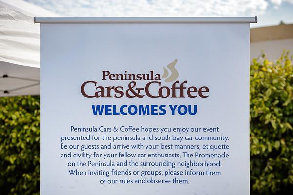 Peninsula Cars & Coffee is back!