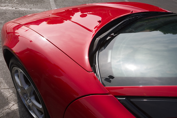 This super clear material appears to add depth to the clearcoat.  It helps that the car was thoroughly detailed (rock chips were touched up) prior to installation