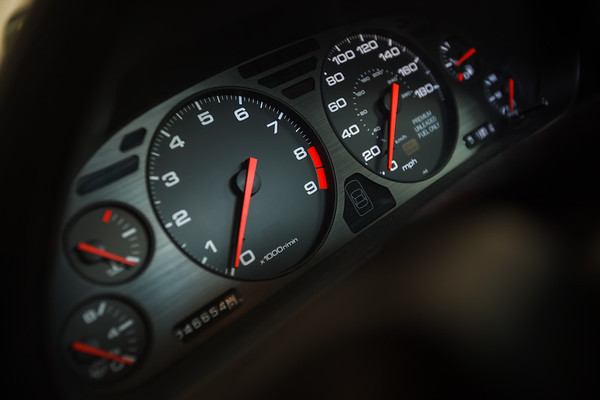 I still love this instrument cluster...I won't let anyone tell me that this is dated