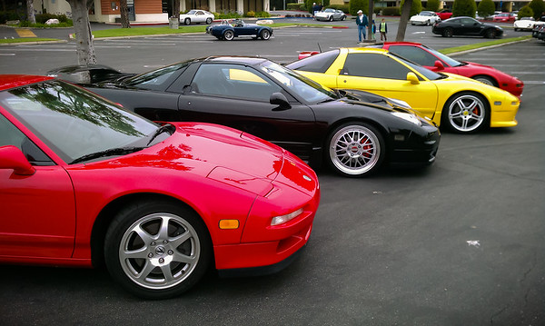 Coffee and Cars PV...and I invite fellow NSXers to attend