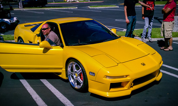 One NSX would not start