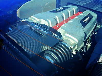 This is the R8 powerplant I would love to own