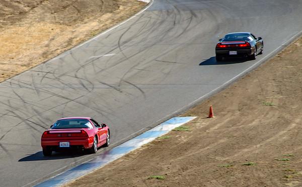 Back on track, queue the Knight Rider theme...I'm chasing down KITT Car! (Photo by AJ Aviles)