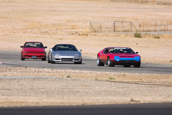 The Elise isn't the only non-NSX running in Group A