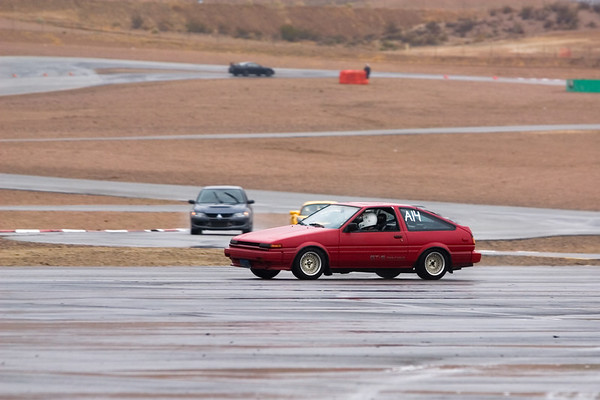 Aside from NSXs, participating cars include a Corolla GT-S...