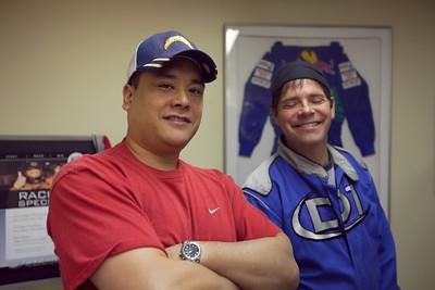 Randy (FuryNSX) and John (Wirewizz)