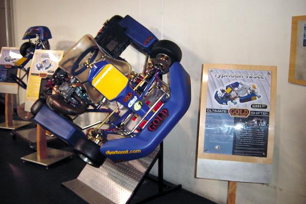 Dromo 1 Gold Kart