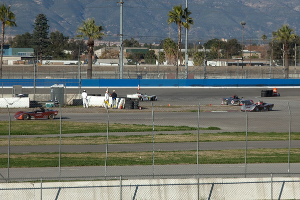 #67 spins in Turn 3