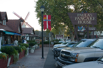 This was actually my second breakfast at Paula's Pancake House...I ate here on a previous visit with Valerie