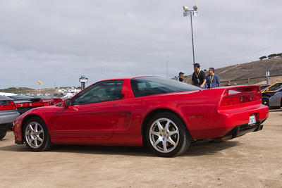 After years of racing on Laguna Seca in the Gran Turismo series of video games, I have finally driven my real NSX here!