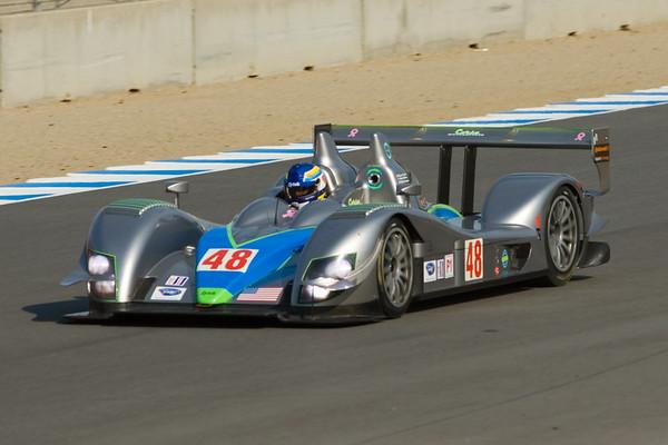 #48 Corsa Motorsports Zytek 07S-Q10