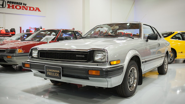 First generation Prelude