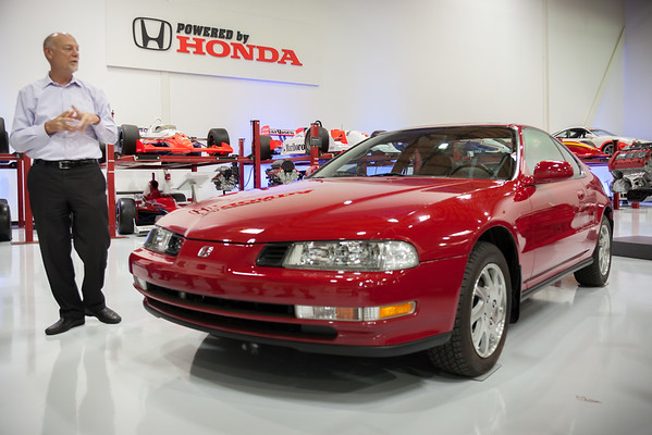They do NOT have the last generation Prelude