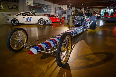 1967 Shelby Super Snake Dragster