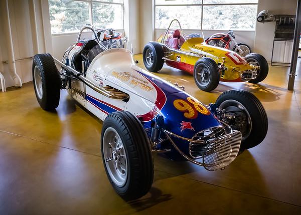1960 Kuzma USAC Champ Car