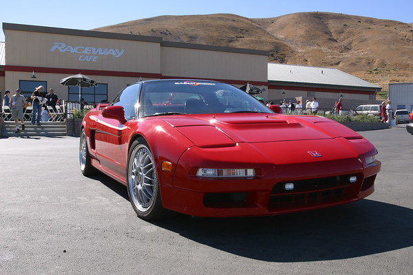 American Honda provides lunch at Infineon's Raceway Cafe (through Sunday)