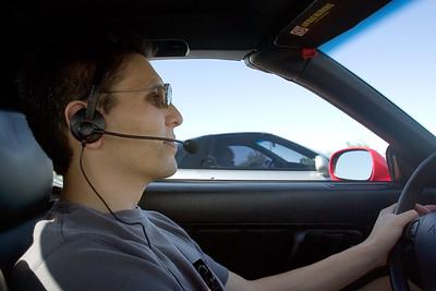 akira3d at the wheel (photo by Valerie Iwasaki)