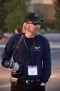 Bob (RSO 34) arms his Canon 5D Mark II with a 28-300mm F3.5-5.6L...enough range that he never needs to swap lenses