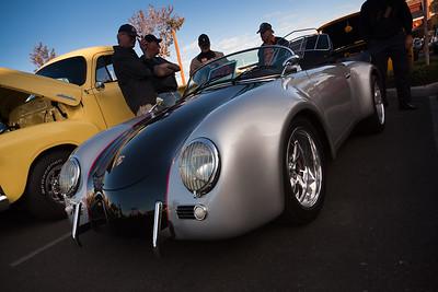 Cool old Porsche