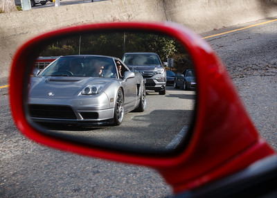 I see Rich and René in my rear view mirror