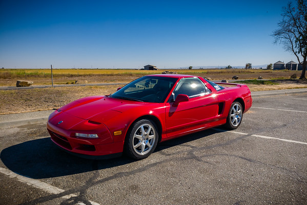 DAY 0 (continuing from day 3 of road trip) - En route to the NSXPO 2018 HPDE Host Hotel from Napa, I pit at a rest stop off of I5 just north of Williams.  If I had taken a bio break when I topped up the NSX's tank at the Costco in Vacaville, I would not have stopped here.