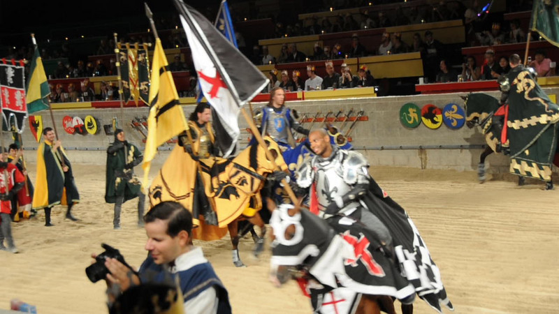092519-6 Medieval Times Parade
