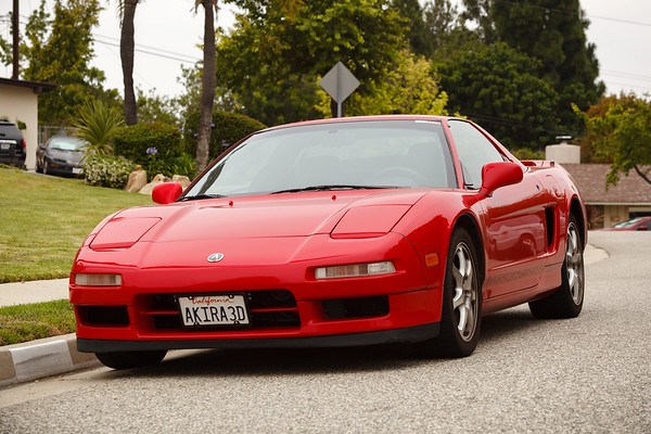 Getting ready to send my NSX to Ramon at Niguel Motors...