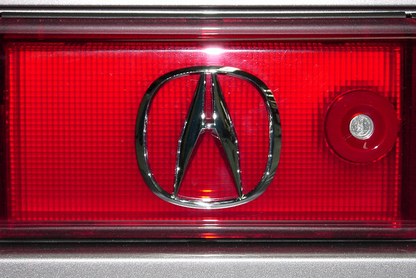 """...like having """"ACURA"""" replaced by its emblem"""