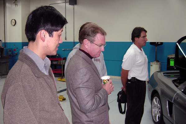 Calvin, Mark, and Paul