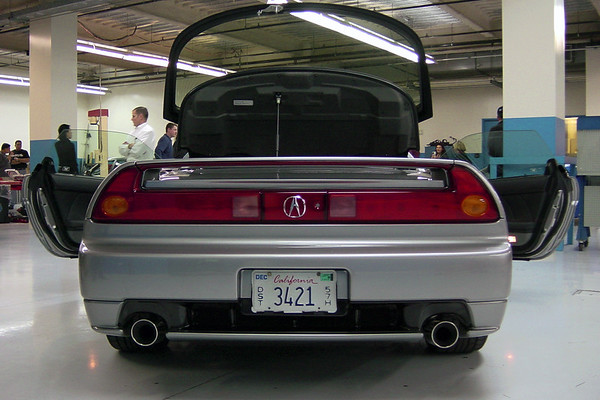 I really like the new diffuser, but am still on the fence about the changes to the tail light...