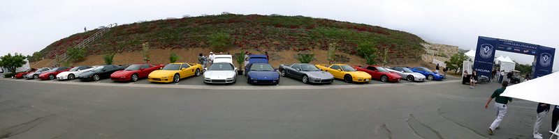 NSX panorama (Photostiched)