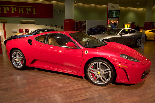 Ferrari F430...Jason's next car