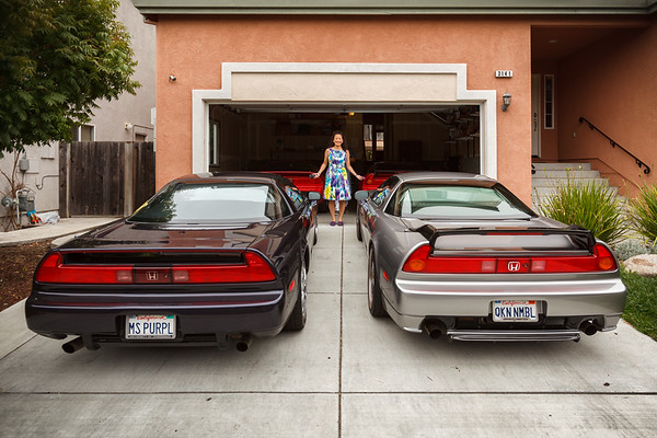 May stands amongst the NSXs