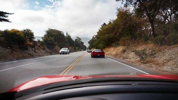 Back on Highway 1