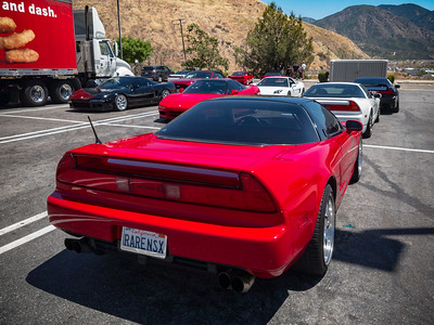 "Alan's ""Rare NSX""...only 34K miles"