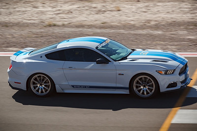 You can pay $20 for a ride-along in a Shelby GT Mustang...