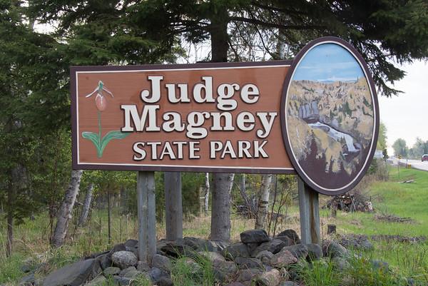 Judge C R Magney State Park