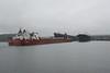 Presque Isle entering Two Harbors ore docks.