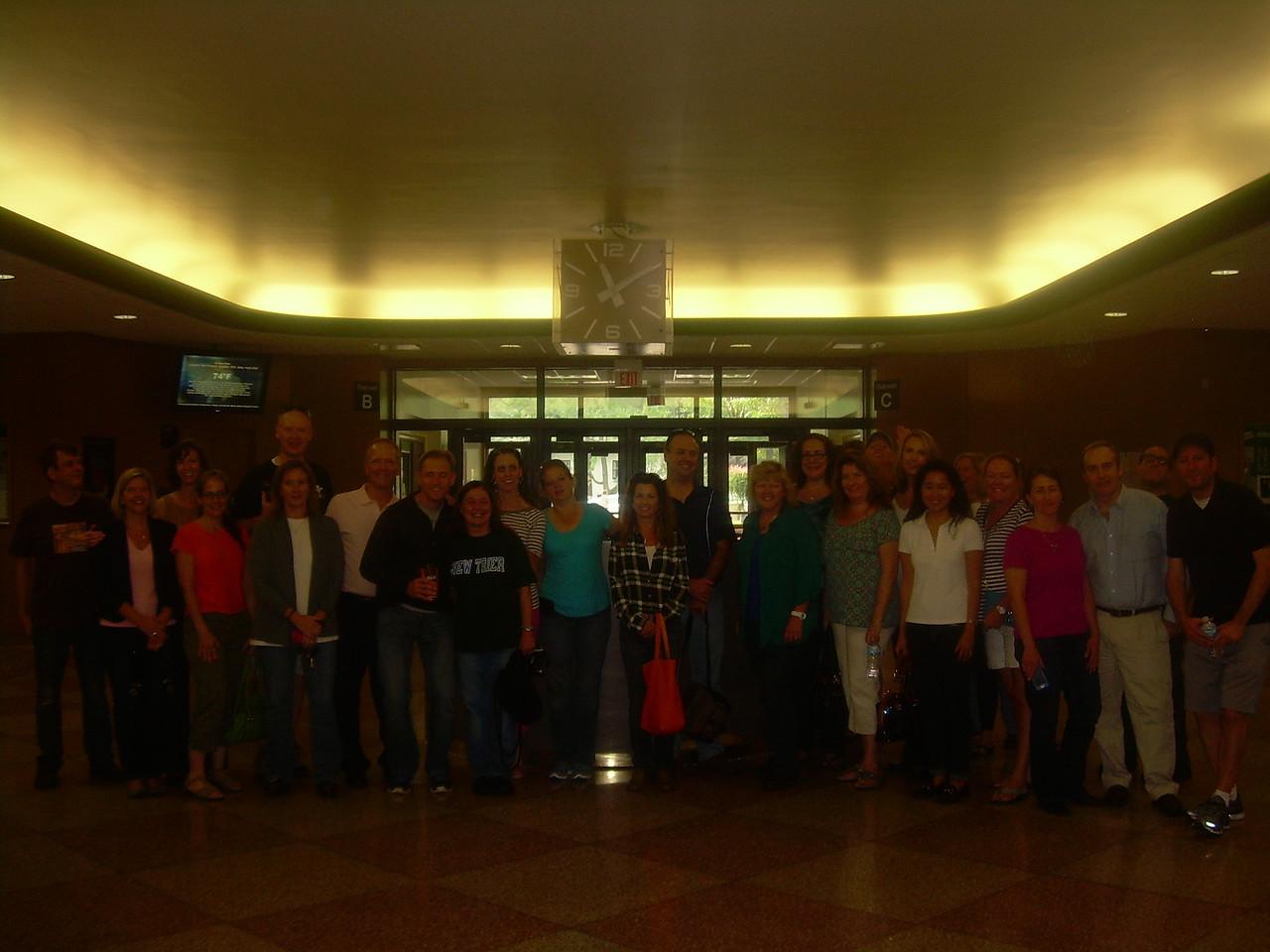 New Trier 30th Reunion Tours 2013 012