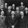 First Faculty 1945
