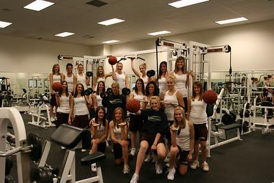Girls Basketball 2007