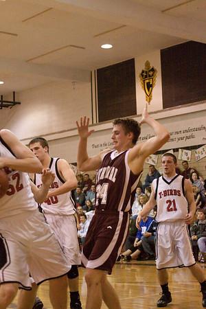Boys BasketBall 12-18-2009