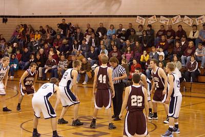 Boys Basketball 01/10/10