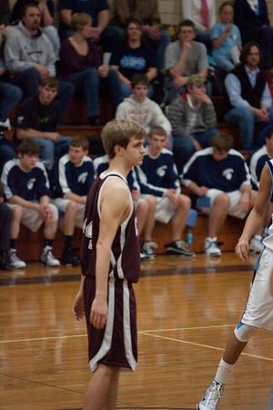 Boys Basketball 02/16/2010